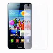 For Samsung Galaxy S2 I9100 HD Clear Screen Protector Film G