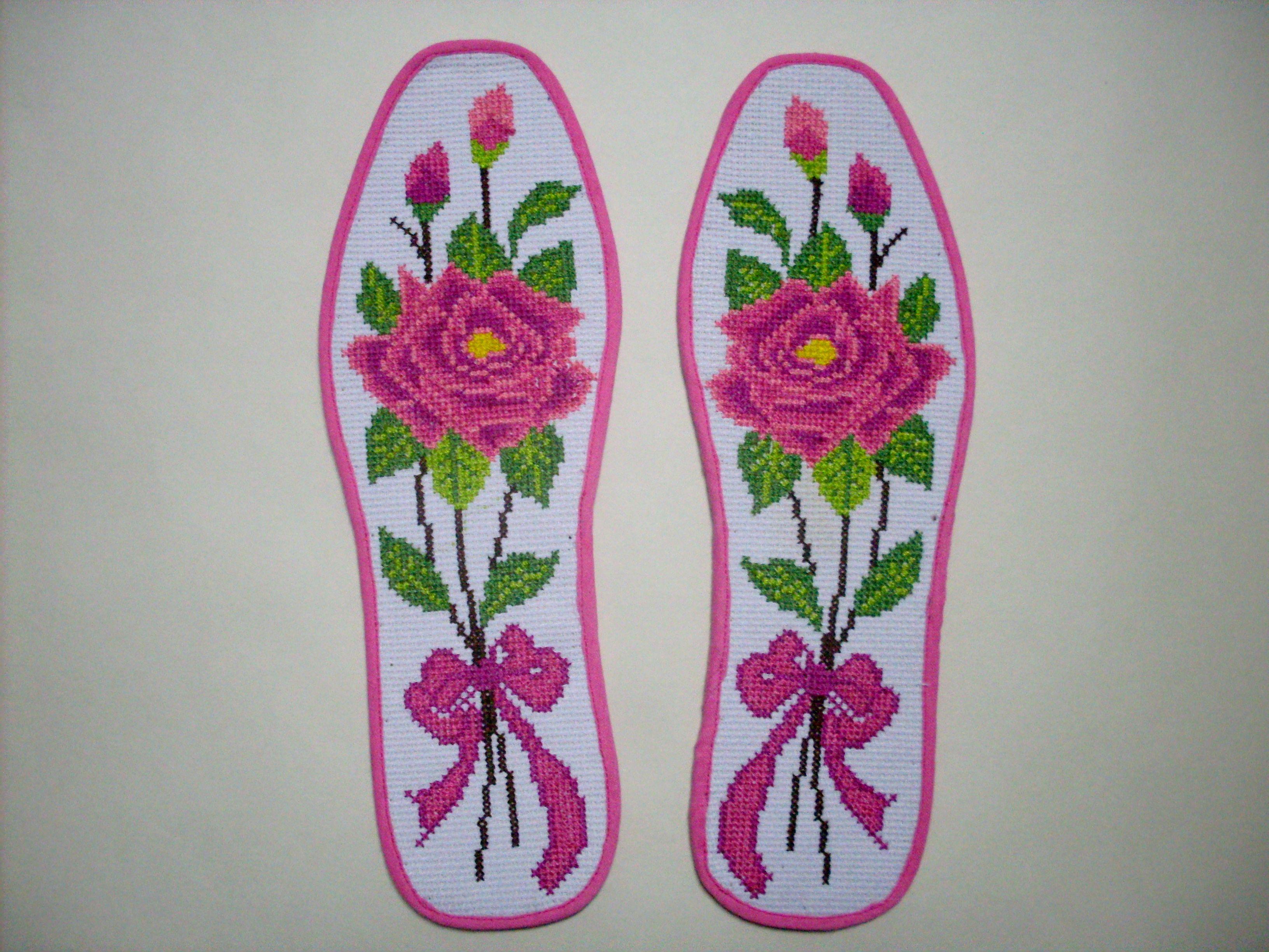 小格[十字绣科目绣图]图纸十字绣正品图v小格做图费什么厂房鞋垫新鞋垫审图片