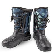 雪地鞋保暖钓鱼鞋矶钓鞋冬钓鞋冰钓鞋锚鱼鞋防水防滑加厚靴子棉鞋