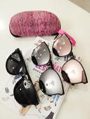 demi定制 防紫外线不偏光平光眼镜 墨镜 默认申通快递