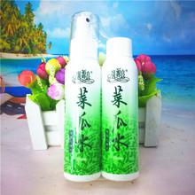 台湾购广源良菜瓜水 丝瓜水喷雾式2瓶100ml装 保湿补水化妆水促销