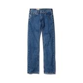 跨境Levi's/李维斯 美国男士505宽松直筒牛仔裤浅色水洗牛仔长裤