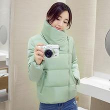 天天特价2017秋冬新款棉服女短款韩版女士棉衣大码加厚学生棉袄女