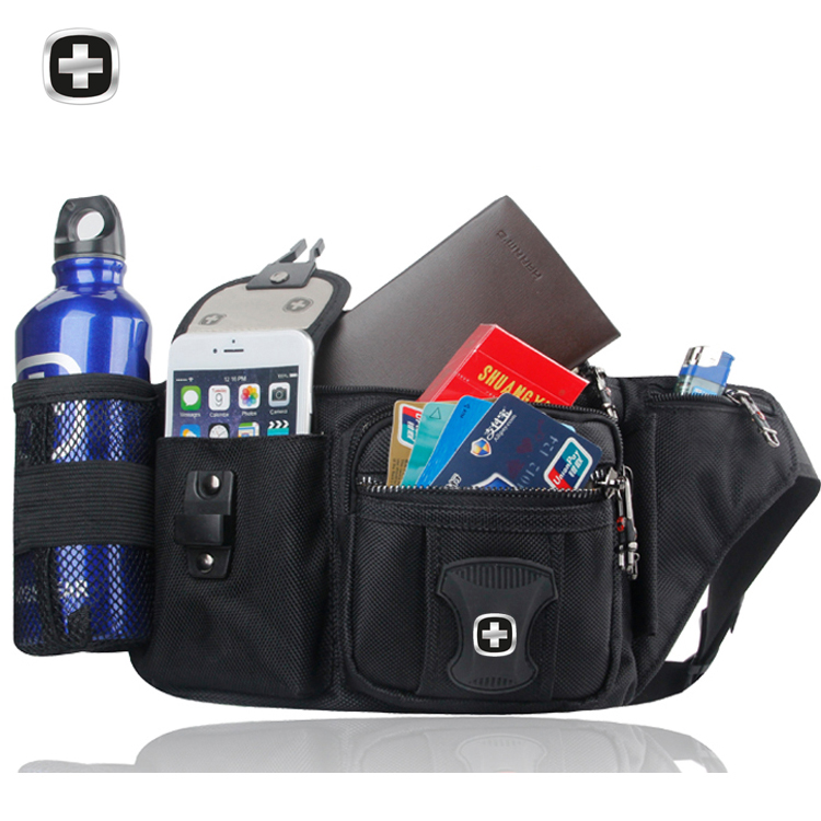 buy the swiss army knife cross pocket male outdoor sports men s casual female chest pocket bag. Black Bedroom Furniture Sets. Home Design Ideas
