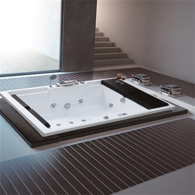 现时超受消费者欢迎的新款浴缸图片大集合