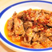 【微轻松美食_孜然牛肉120g】卤味零食熟食孜然牛肉