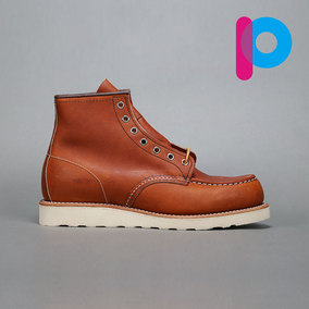【PLUS ONE】RED WING REDWING RW 红翼 经典美产手工靴 875