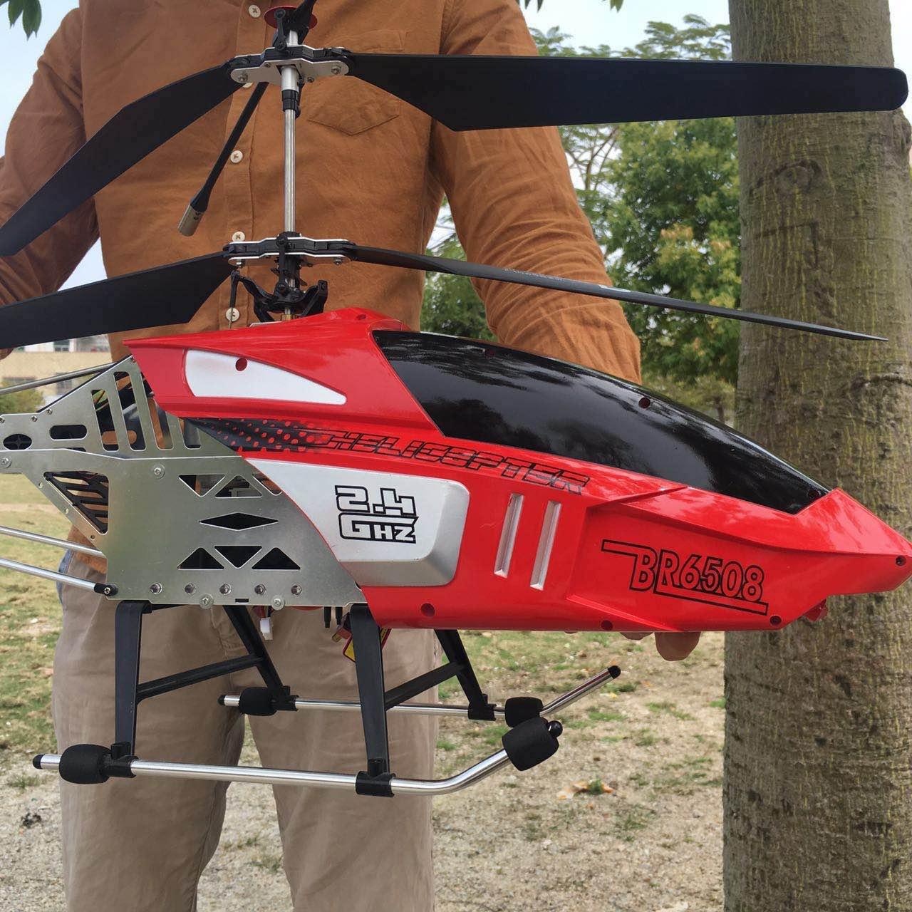 遥控飞机 直升机 无人机超大合金耐摔充电动飞行器航模型儿童玩具