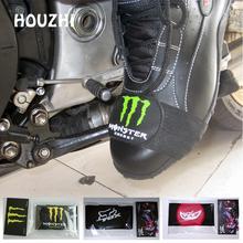 摩托车换档胶挂档胶护鞋胶套骑行靴鞋子保护套档杆垫防滑磨可调节