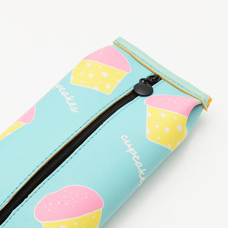 韩版笔袋初中创意韩国简约女零食学生小a初中初中过在我们学图片
