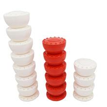 冰糖葫芦靶子薯塔架材质塑料老北京糖葫芦柱子架子插台展示架