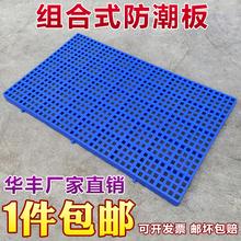 全新料网格塑料托盘栈板宠物地台防潮垫仓板卡板仓库货物隔断垫板