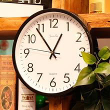 创意时钟艺术钟表挂钟壁钟客厅中国风现代简约大气24小时静音时尚