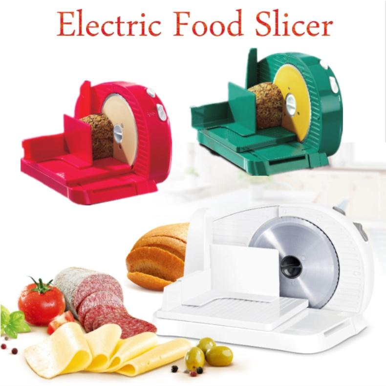 樱达家用水果冻肉羊肉切片切丝切肉刨肉机半自动可调节厚度包邮