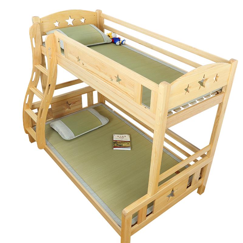 米儿童小孩子0.8米宿舍1单人床学生席0.9m天然草席子1.2凉席