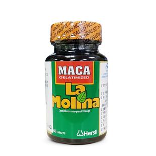 拉摩力拉牌玛卡片 840mg/片*60片黑玛咖精正品进口MACA男性保健品
