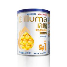 【天猫超市】惠氏启赋1段奶粉400g新包装升级配方适用于0-12个月