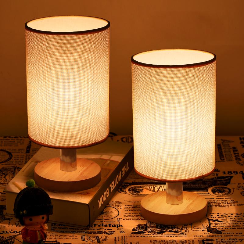 欧式木台灯背景