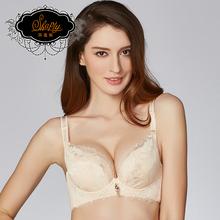 莎莲妮专柜女士内衣薄款 聚拢调整型文胸SK6106图片