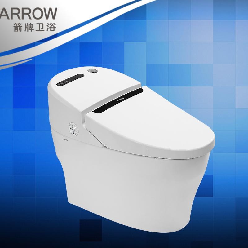 箭牌卫浴 智能一体式马桶坐便器自动冲洗座便器akb1