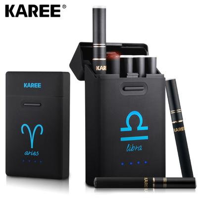 卡瑞尔十二星座电子烟正品套装新款戒烟神器水果味烟油蒸汽大烟雾