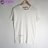 铁猫levis李维斯白色 黑色短袖圆领t恤打底衫搭配 美国专柜现货
