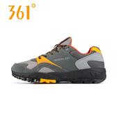 361度男鞋防滑登山鞋361减震户外鞋徒步鞋