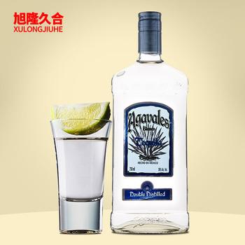 进口洋酒 阿卡维拉斯银龙舌兰酒T