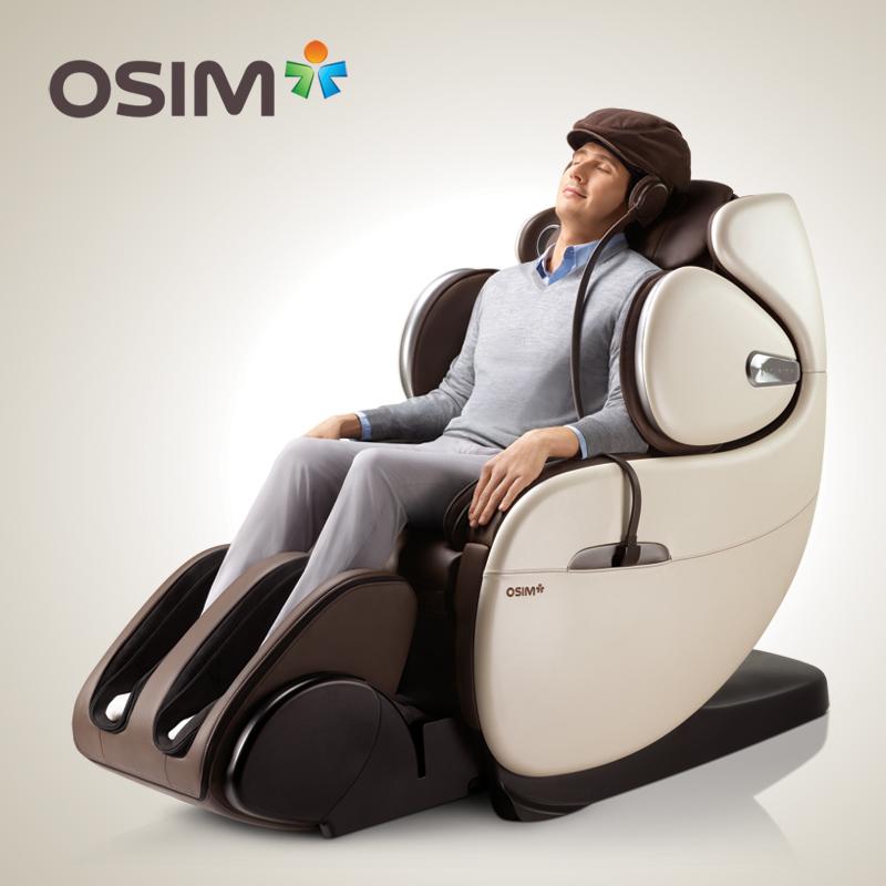 明星热荐全民青睐的OSIM傲胜按摩椅新品