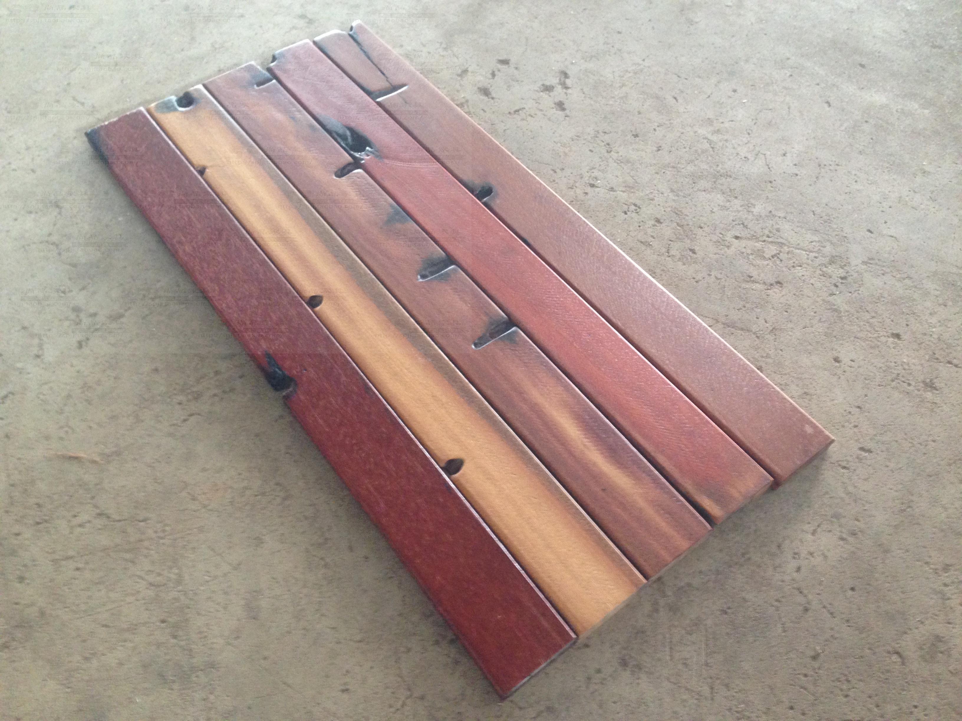 船木板 复古做旧实木地板