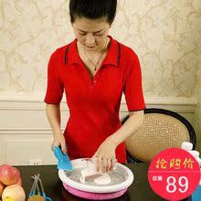 炒酸奶机家用炒冰盘炒冰机雪糕机冰激凌水果冰淇淋机沙冰机冰棒机