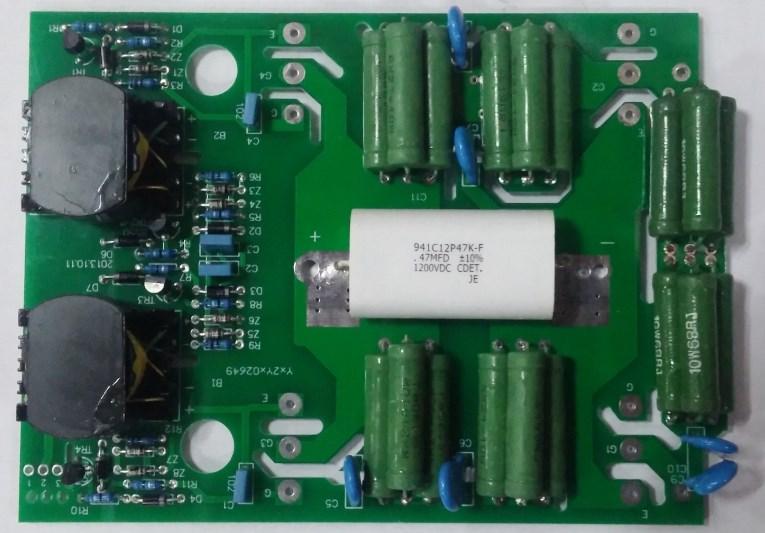 青岛实比特亿泰艾特尔逆变板igbt单管电焊机驱动吸收板zx7315 400图片