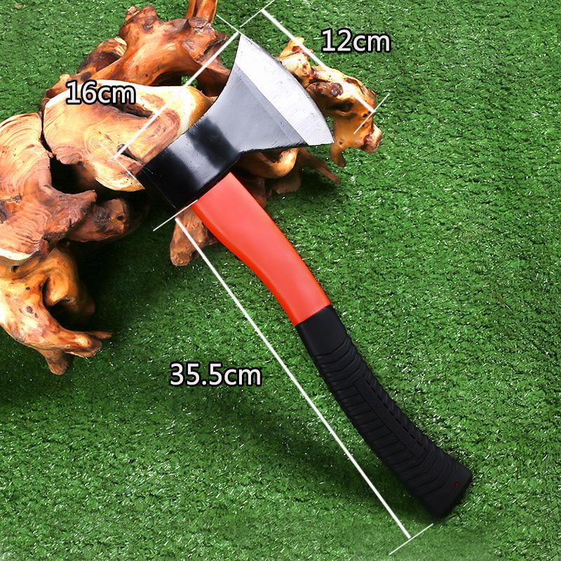 斧头户外开山斧伐木斧子战斧木工消防斧头刀具砍树家用劈柴砍骨头