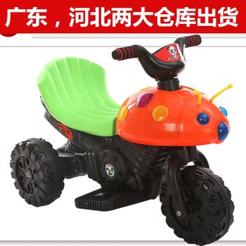 儿童电动车摩托车电动三轮车小孩