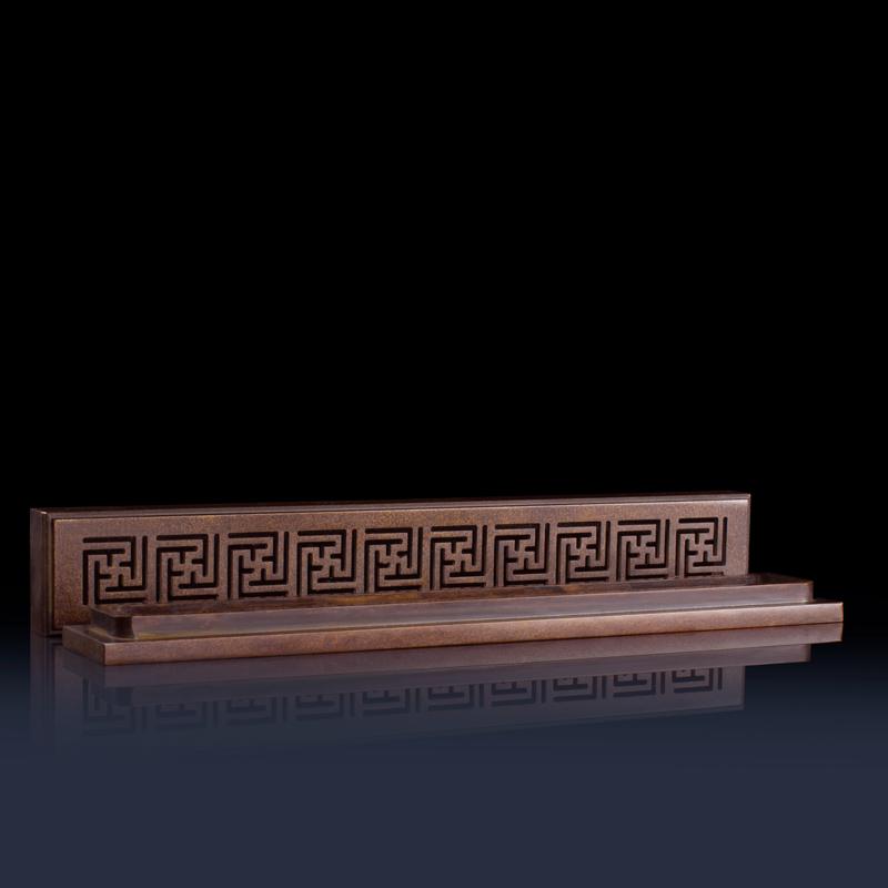 铜艺师傅奉献 卧香盒纯铜香炉 卧香炉线香炉檀香炉 私人定制包邮
