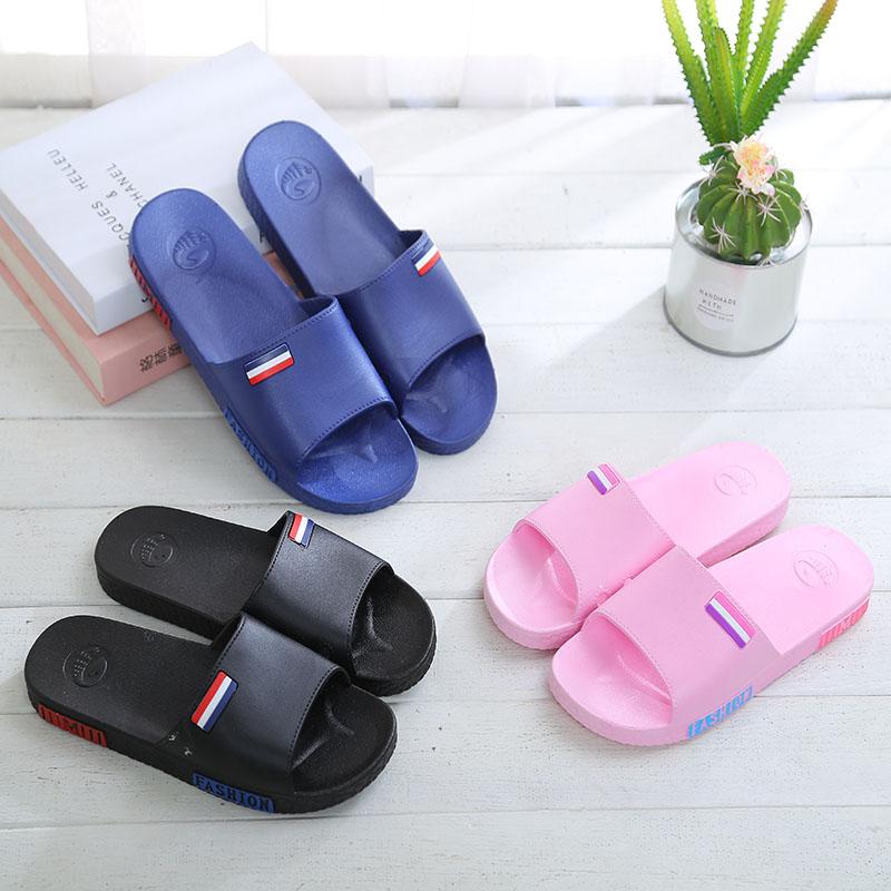 浴室室内夏季拖鞋塑料洗澡家居情侣防滑