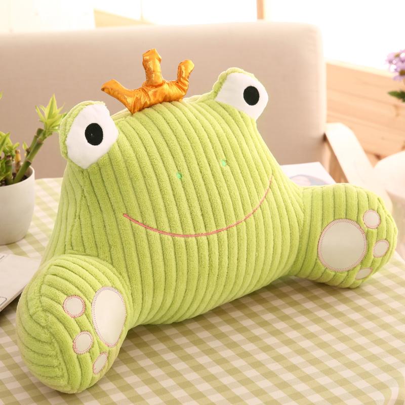 靠枕可爱椅子腰枕腰垫大孕妇办公室靠垫女抱枕卡通小号