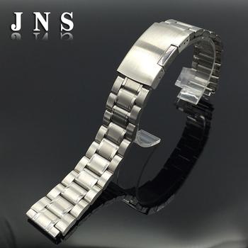 手表配件 通用钢表带 钢链 男 钢