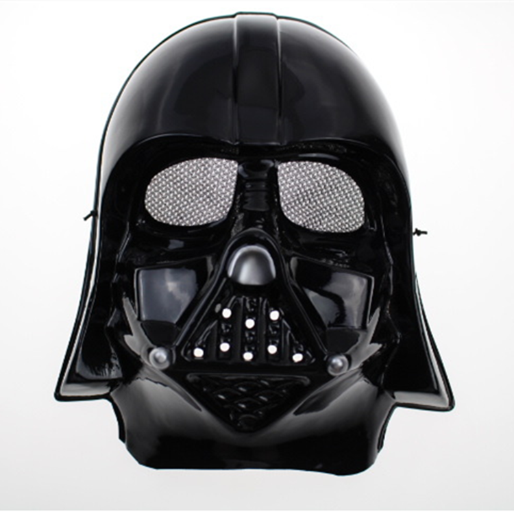 StarWars角色星球大战头盔黑武士面具克隆士白兵cosplay环保面具
