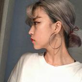 大小耳环耳圈圈简约复古耳钉女欧美韩国夸张圆圈圆环水原希子同款