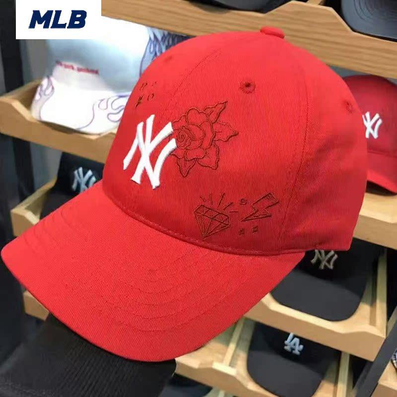 正品[真品 ny 棒球帽]mlb正品ny棒球帽子评测 正
