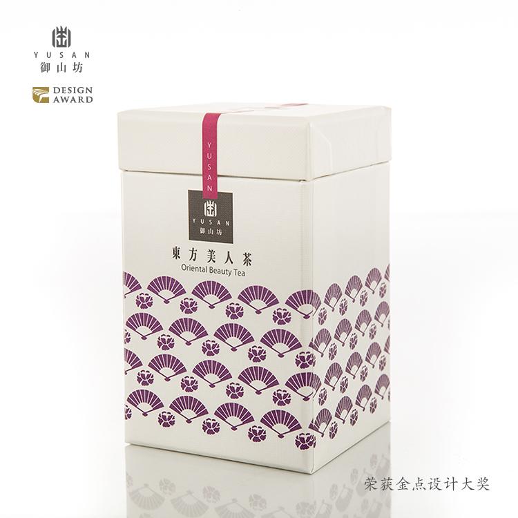 台湾原装进口乌龙蜜茶花香英国女王爱 40g 特级东方美人茶 御山坊