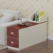 沙发边几简约现代客厅储物柜边柜新款包邮可移动小茶几角几沙发桌