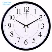卡通挂钟客厅静音钟表办公室简约时钟创意儿童学生教室幼儿园摆钟