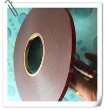 美国正品 泡棉双面胶 强力3M胶带汽车专用3M泡沫胶 宽任意*长33米