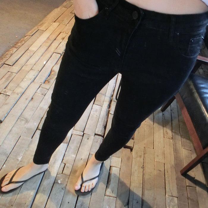 ︱樑作LIANGZUO︱基本款 寻寻觅觅很久的一条牛仔裤(进店必入)