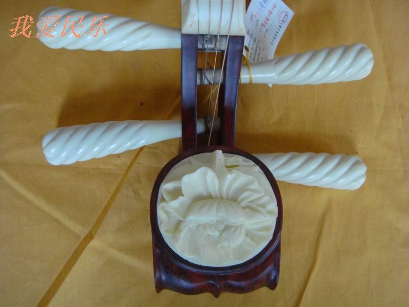 乐器特价琵琶 白骨头轴相 红花梨整背 艺海精品红木琵琶 正品保障