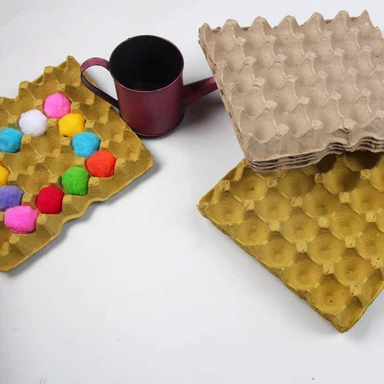 儿童构想区鸡蛋托幼儿园美术创意材料手工画环境布置装饰diy制作