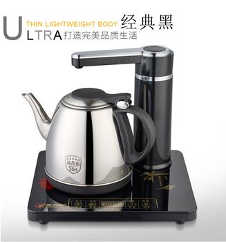 全自动上水电磁茶炉智能电热烧水