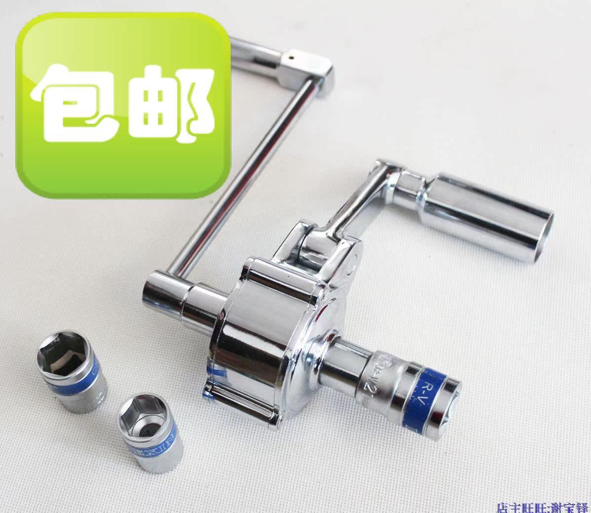 轮胎螺母拆装增力器大力小车轿车越野车省力套筒专用扳手换拆工具